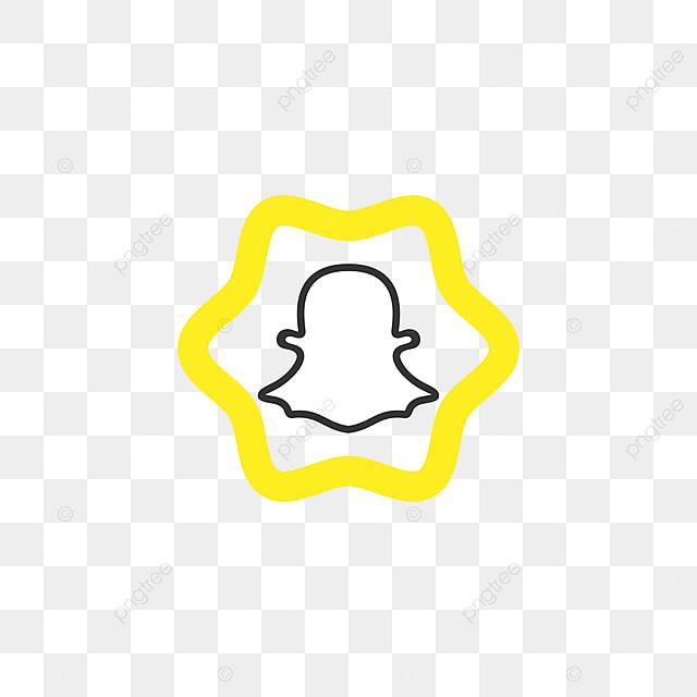 Logo Snapchat Kuning Snapchat Ikon Snapchat Logo Snapchat Png Dan Vektor Dengan Latar Belakang Transparan Untuk Unduh Gratis