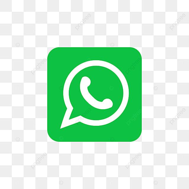 Whatsapp Social Media Icon Design Template Vector Resume Contexte