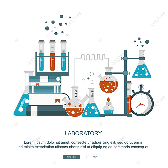 laboratory equipment png vector psd and clipart with