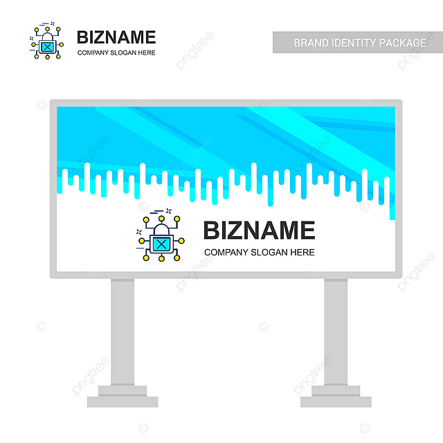 Business Bill Board Design With Cyber Security Logo Business Icons Logo Icons Security Icons Png And Vector With Transparent Background For Free Download