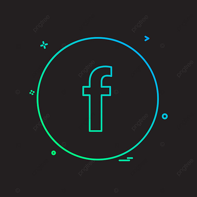 Facebook Icon Design Vector Facebook Icons Black Background Facebook Logo Png And Vector With Transparent Background For Free Download