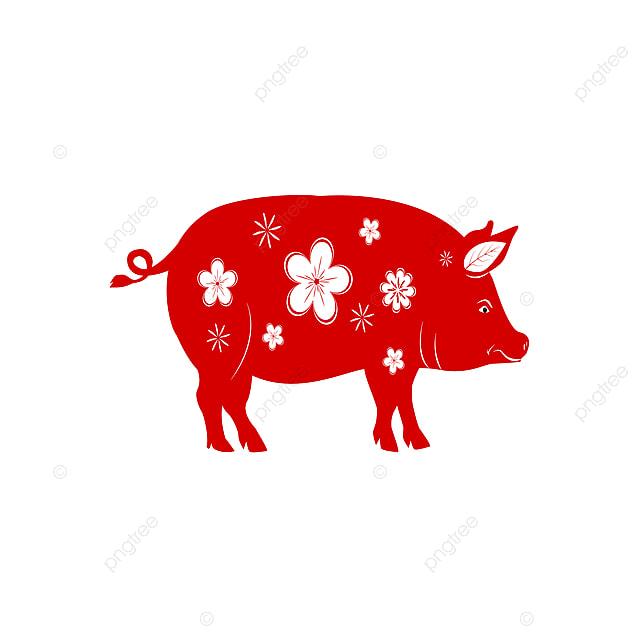 картинка новогоднего символа свиньи окружения сообщили, что