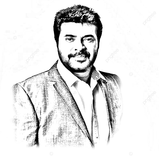 Mammootty Malayalam Film Actors Actors Png And Psd File For Free