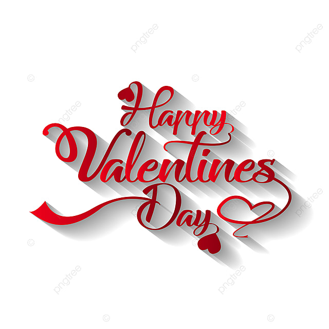 Happy Valentines Day Card Love Romantic Background Day Decoration