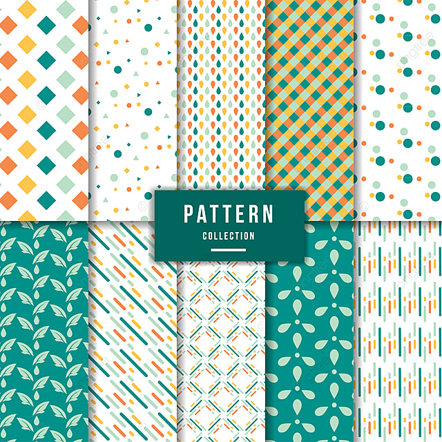 lovely pattern background template suave capa frame png y vector