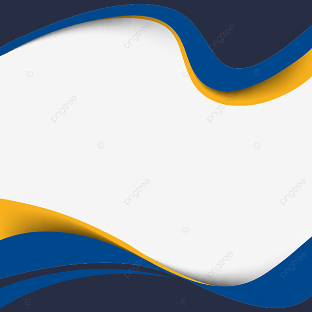 Blue And Yellow Background Template, Background, Abstract