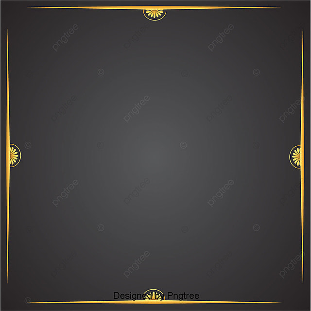 golden thai pattern border  border frame  cartoon  thailand png and vector with transparent