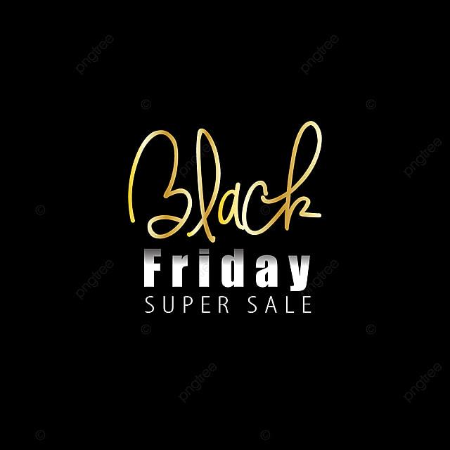 Black Friday Design Template For Campaign Offer Label Market Png