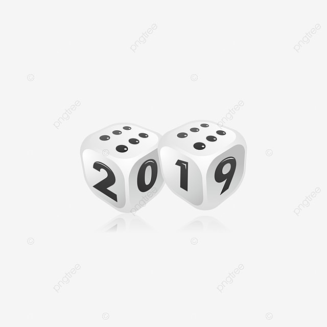 Image result for 2019 with dice