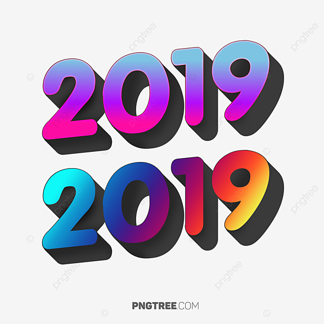 254b831dcd28 Belle Pente 2 Style 2019 Bonne Année Bannière Nouvel An Bonne Année ...