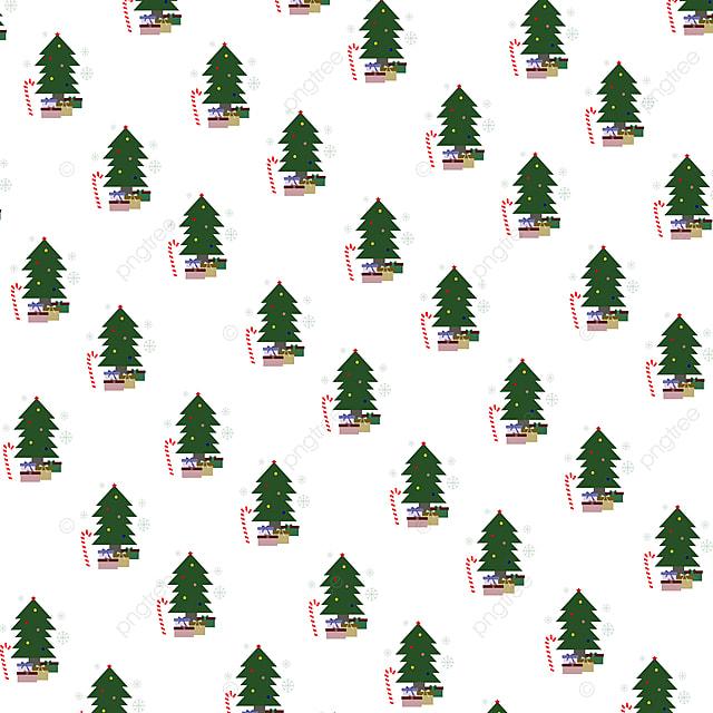 Arbre De Noël Motif De Fond Arbre De Noël Joyeux Noël