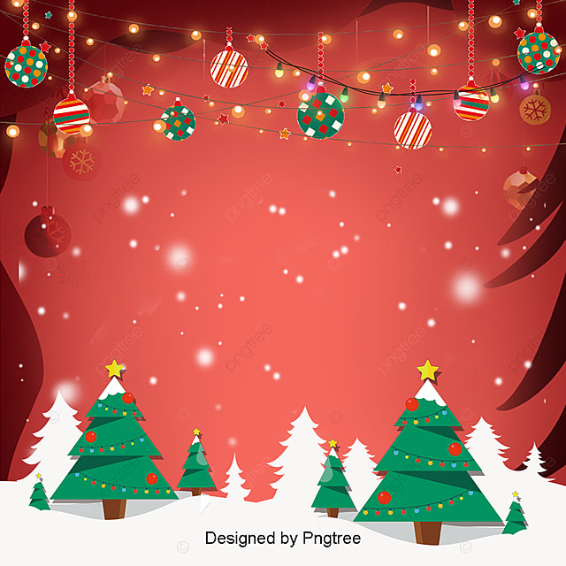 Colorful Christmas Background Design.Background Of Starlight Colorful Christmas Style Design
