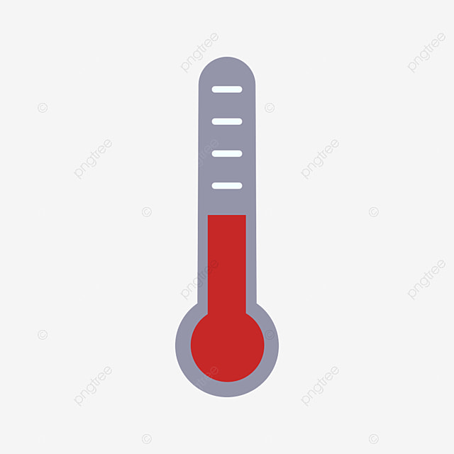 thermometer vector icon fever icon medical icon