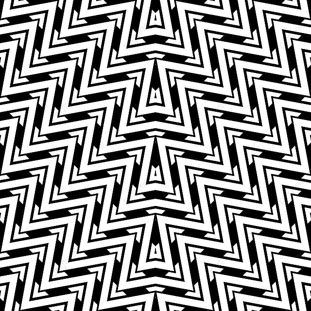 79adf9d7 chevron geometric pattern in black and white colors abstract seamless  shapes stripes texture line vector illustration
