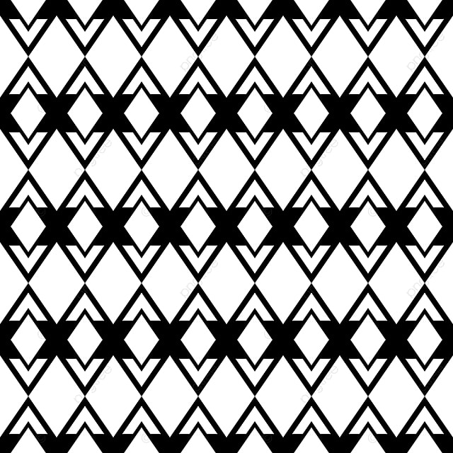80 Gambar Abstrak Garis Hitam Putih HD