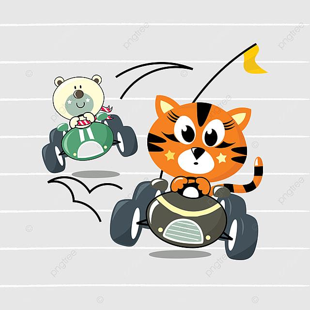 Unduh 4700 Koleksi Gambar Kartun Lucu Racing Paling Lucu