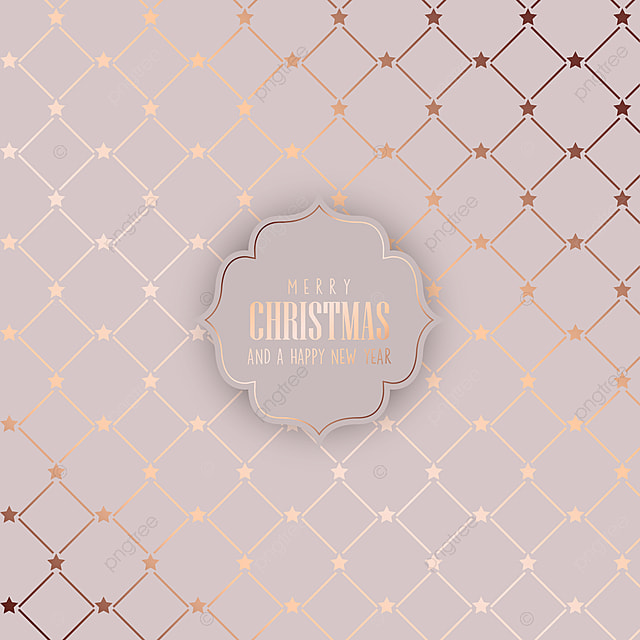 Christmas Background In Rose Gold Christmas Background Clipart Snow Snowflake Png And Vector With Transparent Background For Free Download