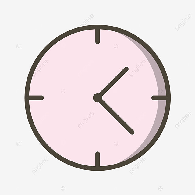 clock icon  alarm  schedule  clock png and vector with