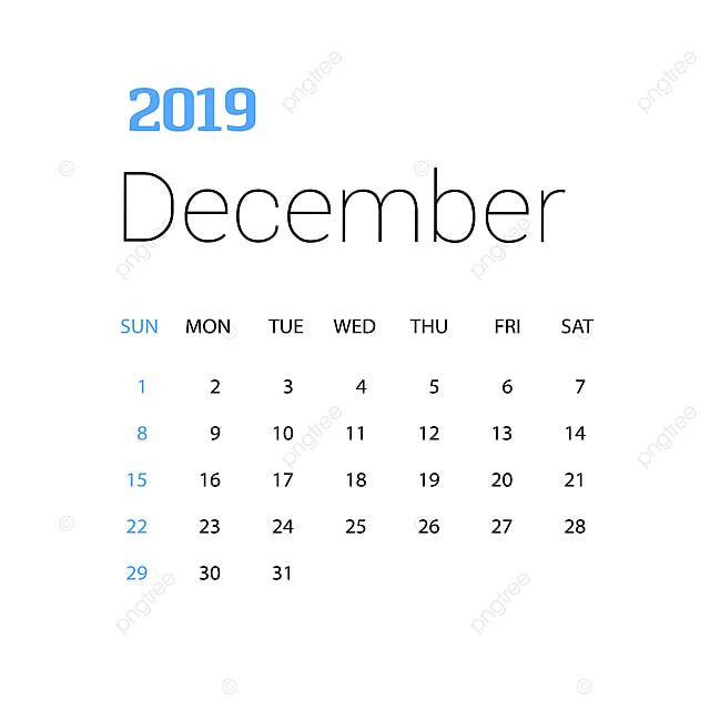 Calendario Diciembre 2020 Navideno.Plantilla De Calendario 2012 Feliz Ano Nuevo De Diciembre