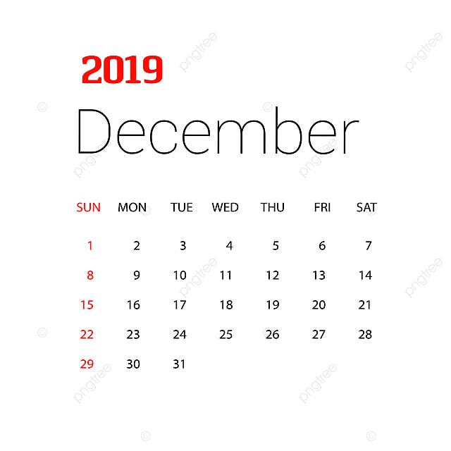 Calendario Dezembro 2019 Janeiro 2020.Feliz Ano Novo Calendario 2019 Dezembro Natal Backgr Modelo