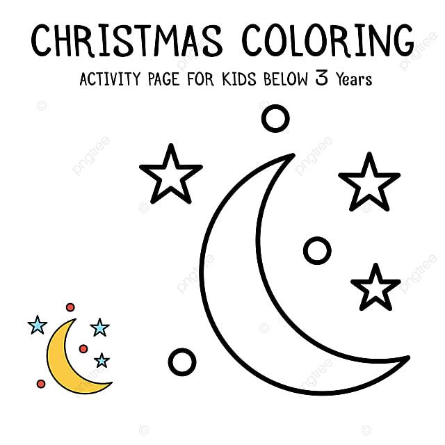 子供のためのクリスマスぬりえ 抄録 アート 背景の無料ダウンロードの