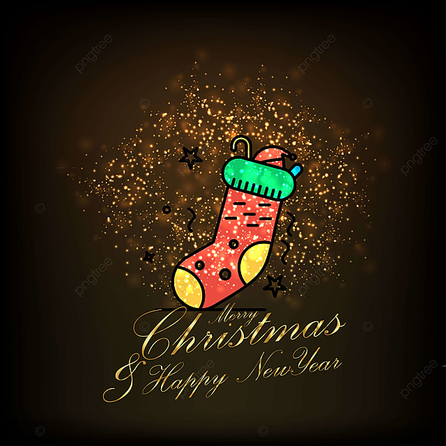 Buon Natale Glitter.Buon Natale E Felice Anno Nuovo Glitter Sfondo Arte Sfondo Banner