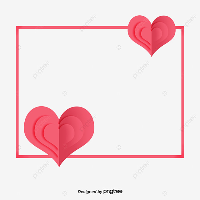 Pink Origami Love Valentines Day Elements Element Pattern Lover