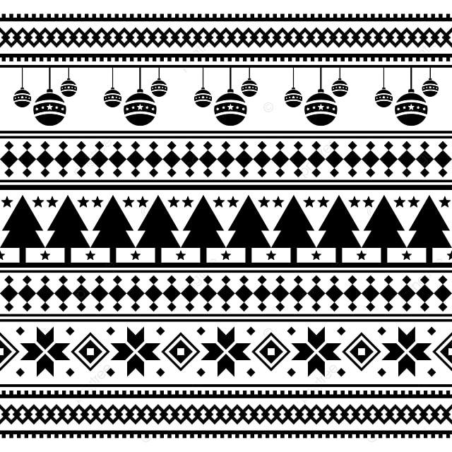 Joyeux Noël Cas Modèle Ethniqueconception Illustration