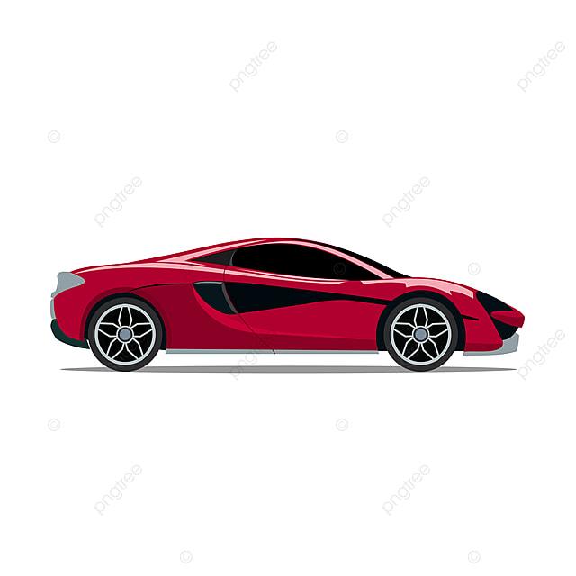 Gambar Mobil Sport Super Merah Png Mobil Atas Mobil Png Dan Vektor Dengan Latar Belakang Transparan Untuk Unduh Gratis