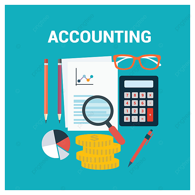 Accounting Icon Accounting Icon Template 3d Background
