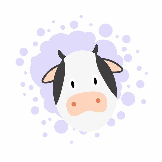 jolie vache cartoon l agriculture animal les animaux png et vecteur pour t u00e9l u00e9chargement gratuit
