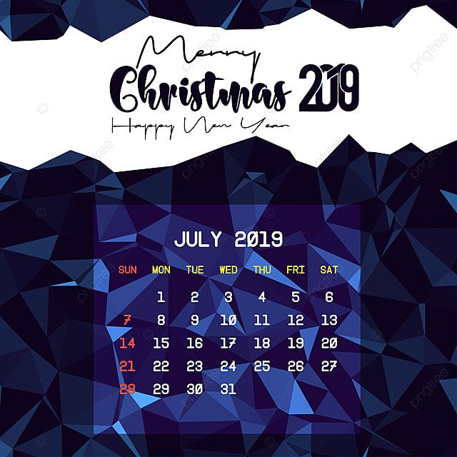 Calendario 31 Luglio 2019.Luglio 2019 Calendario 2019 Sfondo Affari Png E Vector