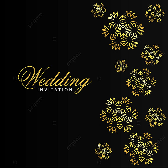 Wedding Cards Design Vector Wedding Invitation Card Design