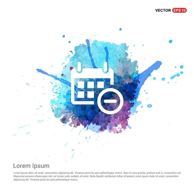Calendar Icon Watercolor Background Calendar Icons Background Icons Background Png And Vector With Transparent Background For Free Download Are you a graphic designer? https pngtree com freepng calendar icon watercolor background 3756701 html