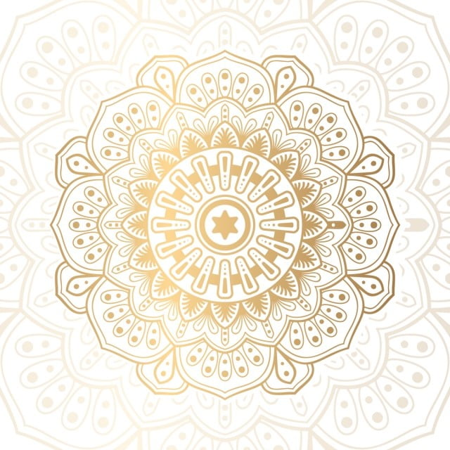 Luxury Mandala Design Luxury Floral Mandala Png And