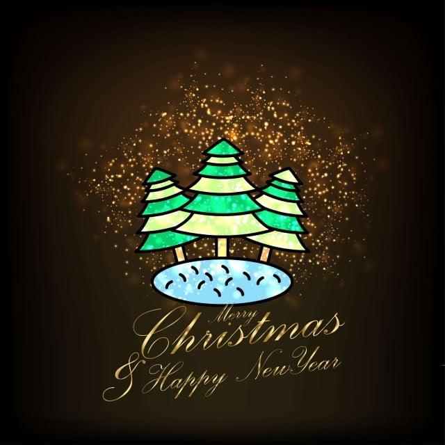 Frohe Weihnachten Glitzer.Frohe Weihnachten Und Ein Glückliches Neues Jahr Abstrakte Glitzer