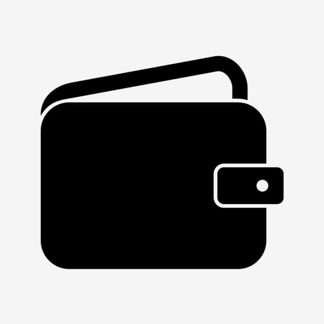 wallet glyph black icon black icons wallet icons wallet png and vector with transparent background for free download wallet glyph black icon black icons