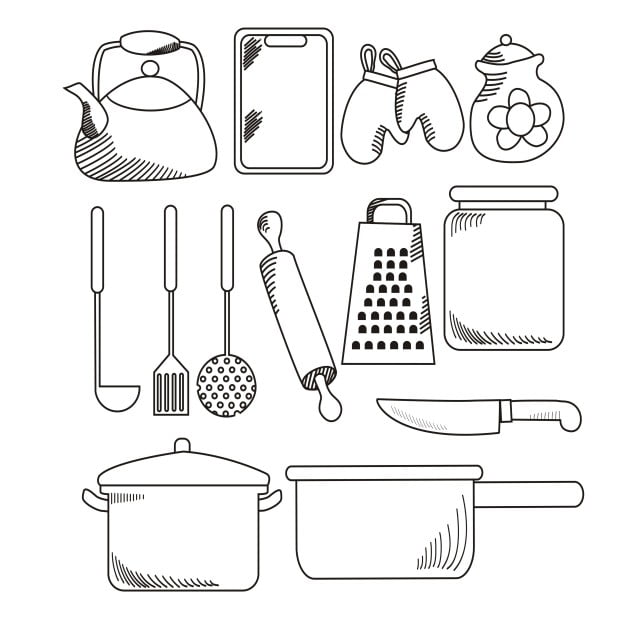 Kitchen Appliances Png Vector Psd And Clipart With