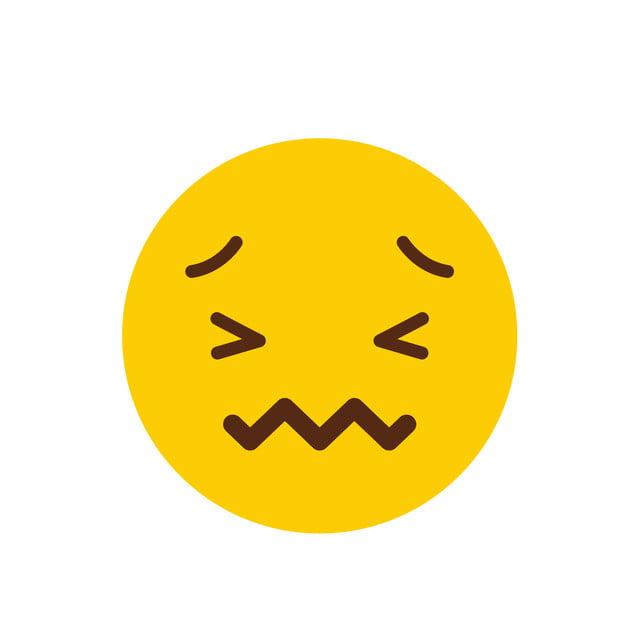 حزين إيموجي رمز مكافحة ناقلات تصميم الإيموجي التعبيرات رمز Png والمتجهات للتحميل مجانا
