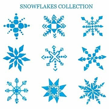 christmas snowflakes png vectors psd and clipart for