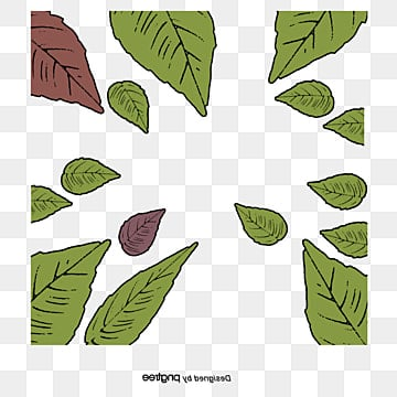 Watercolor Leaves Background, Texture, Green, Leaves PNG and Vector
