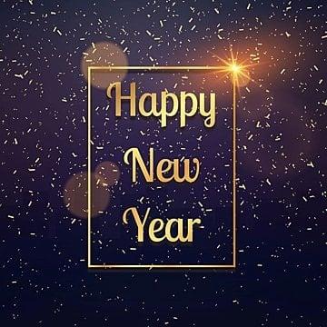 سنة جديدة سعيدة الخلفية, New, Year, Happy PNG و فيكتور