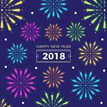 Feliz año nuevo fondo, Nuevo, Año, Feliz PNG y Vector