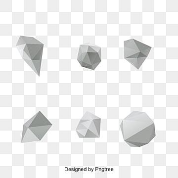 abstract geometric shapes, Design, Abstract, 3d PNG and PSD