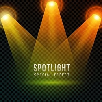 spotlight effect, Vector, Light, Spot PNG and Vector