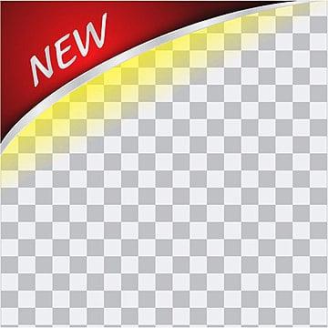 New tag corner, New Tag, Corner, Png PNG and Vector
