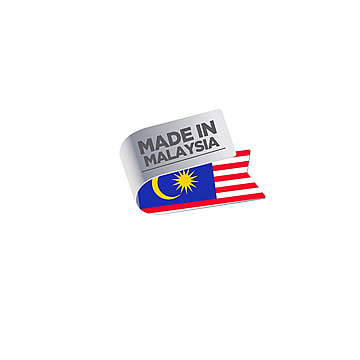made in malaysia, Asia, Background, Badge PNG and Vector