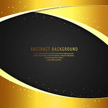Abstract beautiful shiny golden wave background, Abstract, Background, Backdrop PNG and Vector