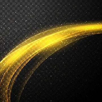 Moderno brillante brilla Wave background, Luz, Brillo, Glitter Background  PNG y Vector