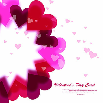 commercial use happy valentines day romantic greeting card design valentine day background png and vector